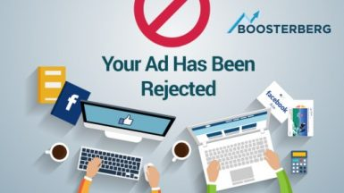 Boosterberg - Intelligent Facebook Ads Automation - 10 Reasons Why Your Facebook Ad Has Been Rejected