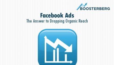 Boosterberg - Automating Facebook Advertising - Facebook Ads as the Answer to Dropping Organic Reach