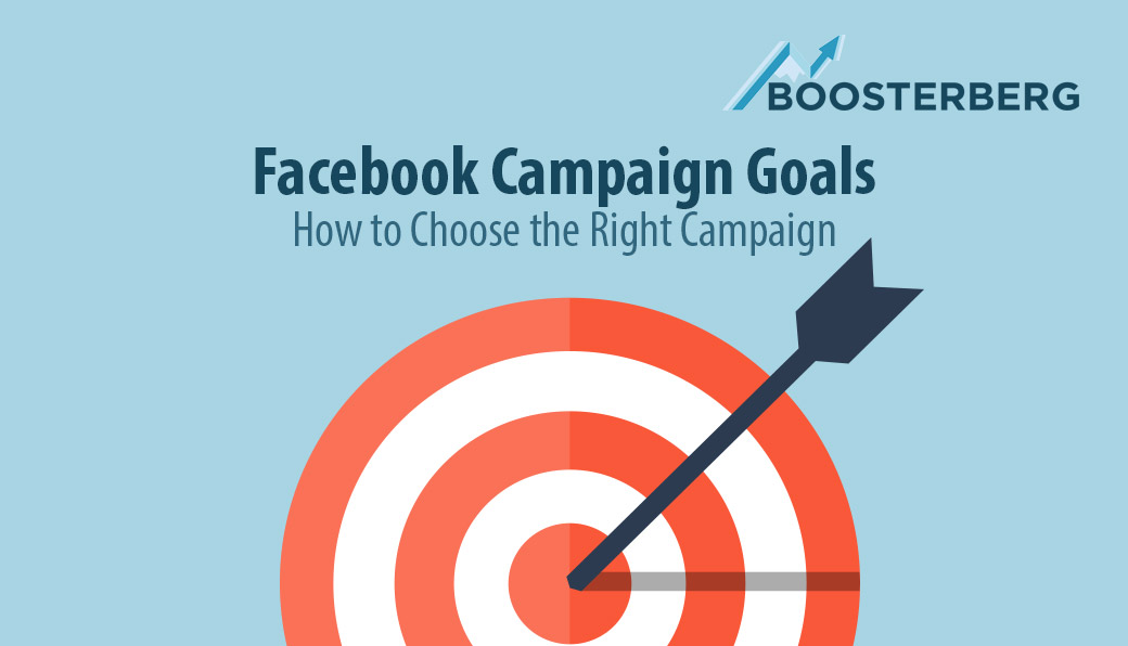 3 Groups of Facebook Campaign Goals Untangled