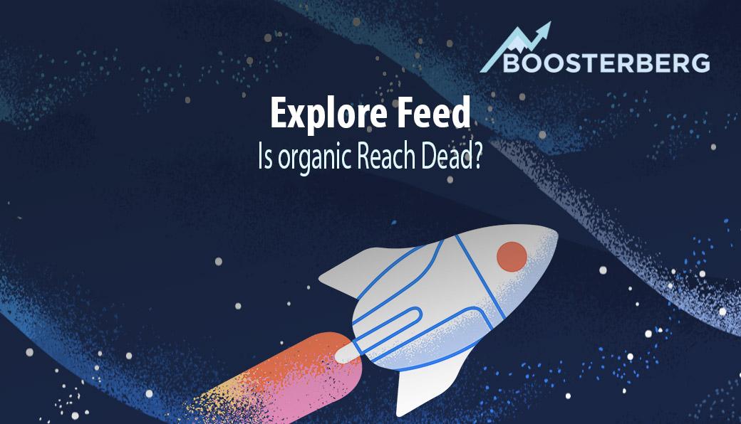 Boosterberg Facebook Explore Feed