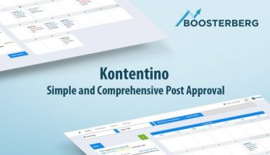 Kontentino – a Simple and Comprehensive Post Planning Tool