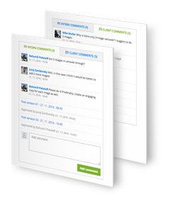 Content management and post planning for social media - Kontentino Img 2