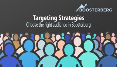 Boosterberg targeting strategies