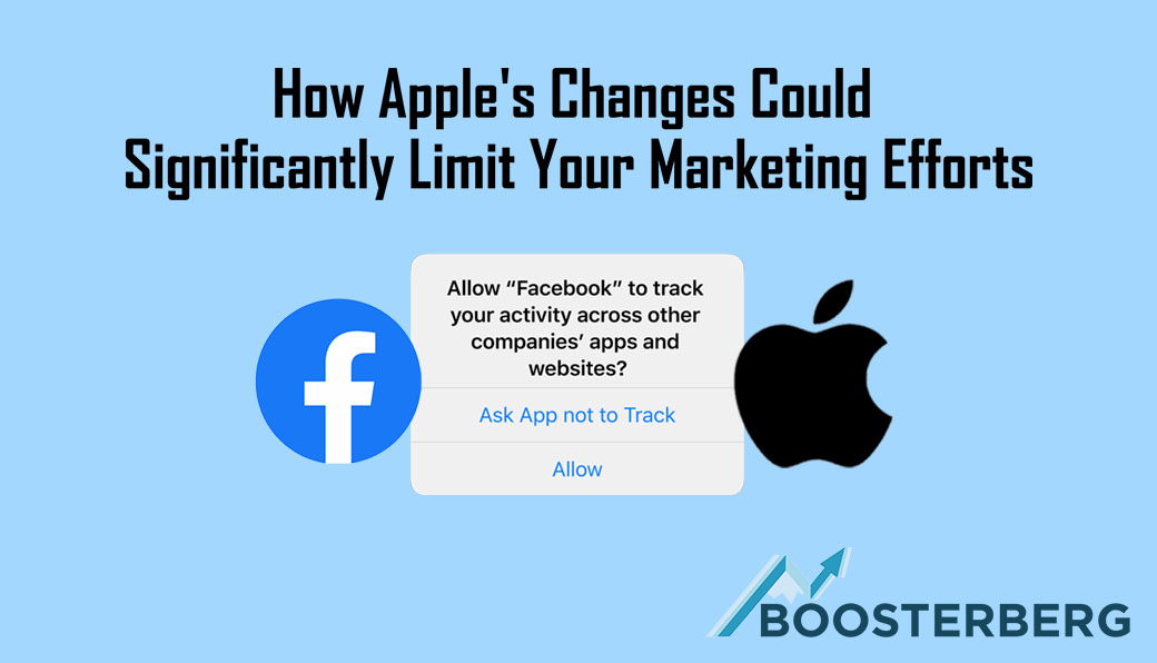 Apple's changes – what it means for your digital marketing efforts?